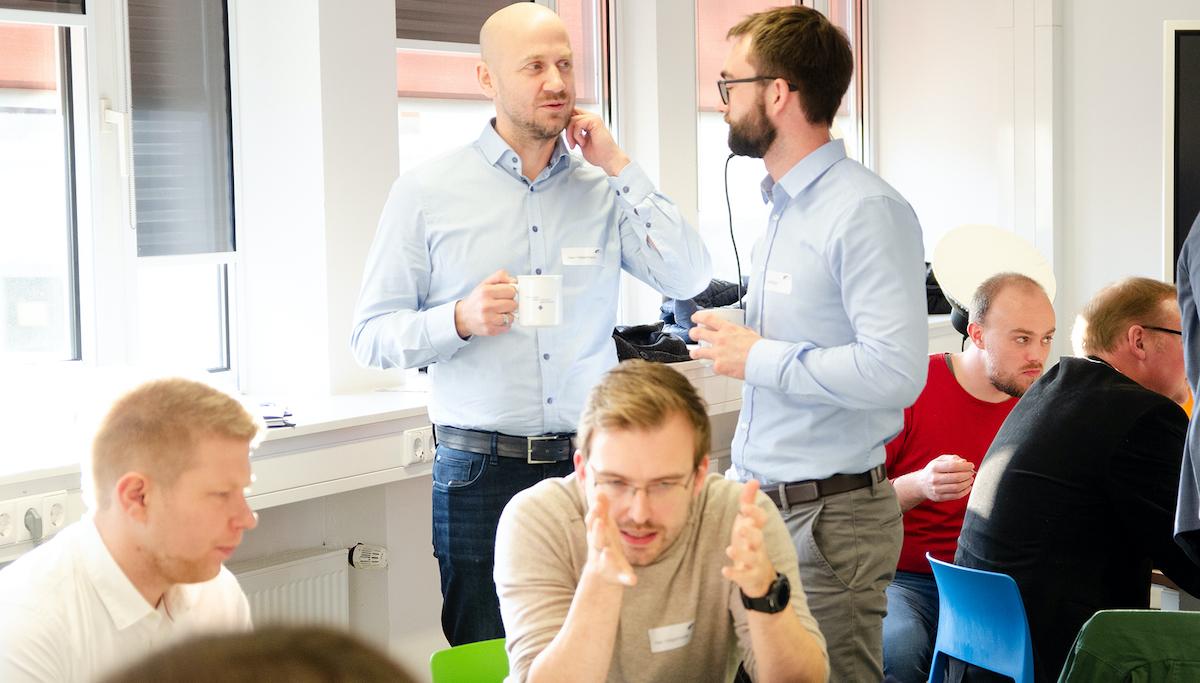 Landwirte Start-ups FH Münster