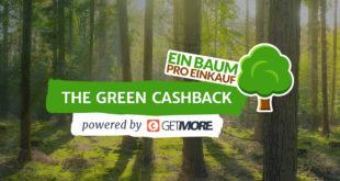 "Green Cashback"" Spendenaktion"