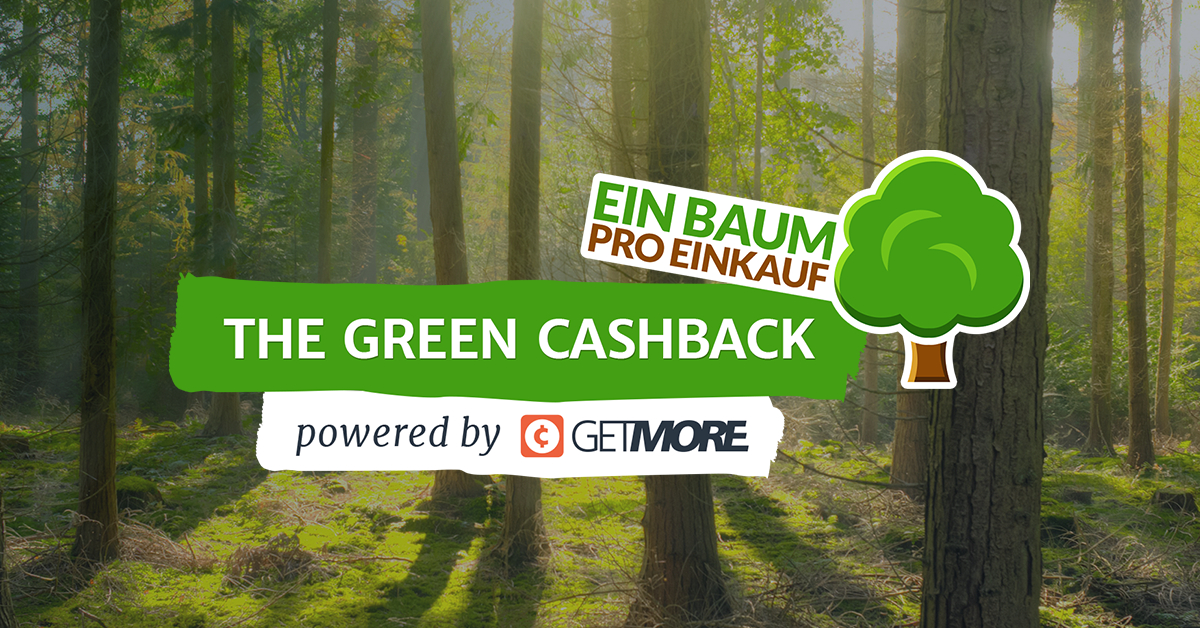 "Green Cashback"" Spendenaktion"