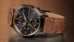 Chronograph Black Orange