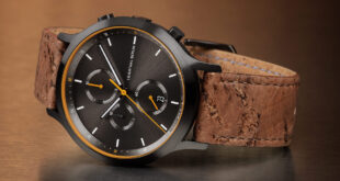 Chronograph Black Orange