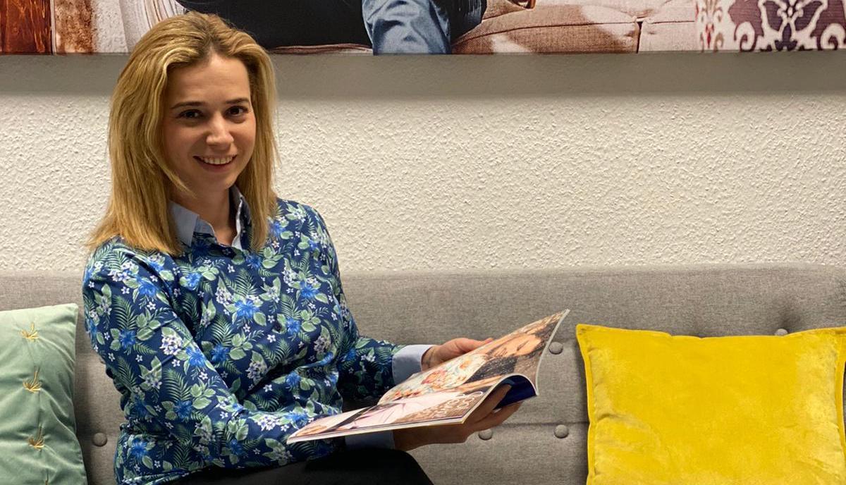 Sarah Trevisan Befeni