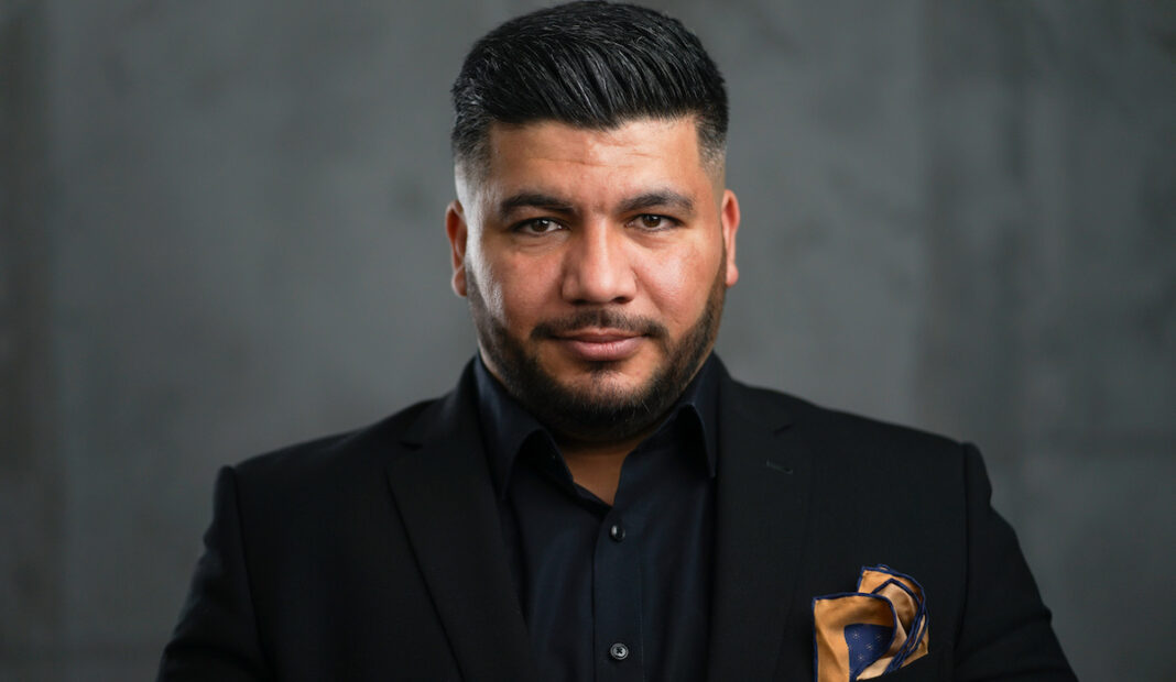 Samer Mohamad Mister Promotion: Social Media und Branding
