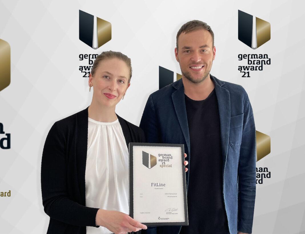 German Brand Award 2021 FitLine