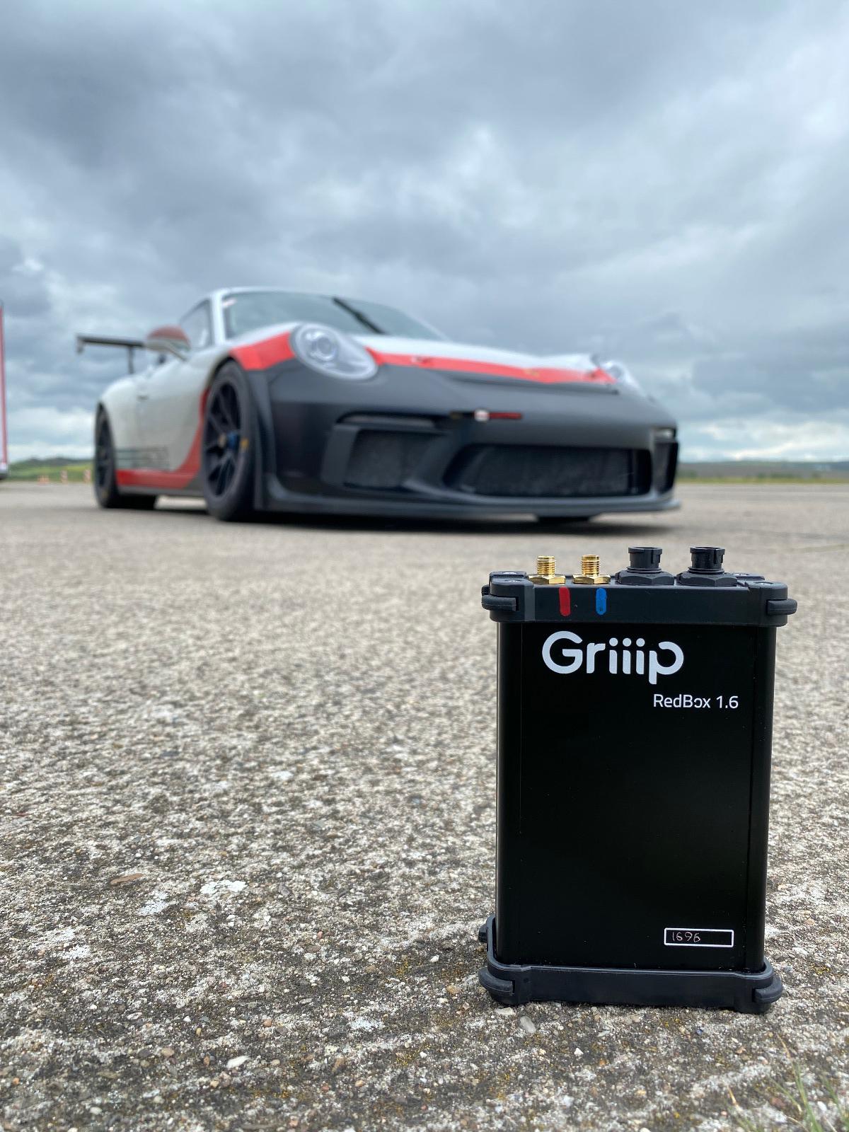 Porsche Ventures Griiip