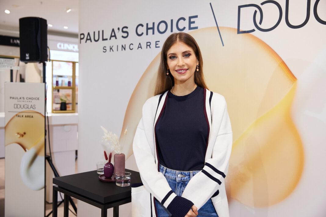 Cathy Hummels Paula's Choice doublas